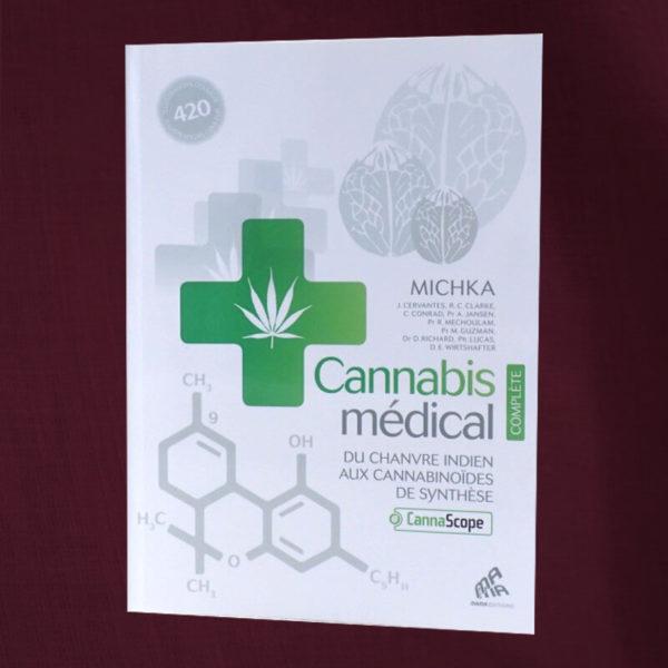 Livre grand format : Cannabis médical