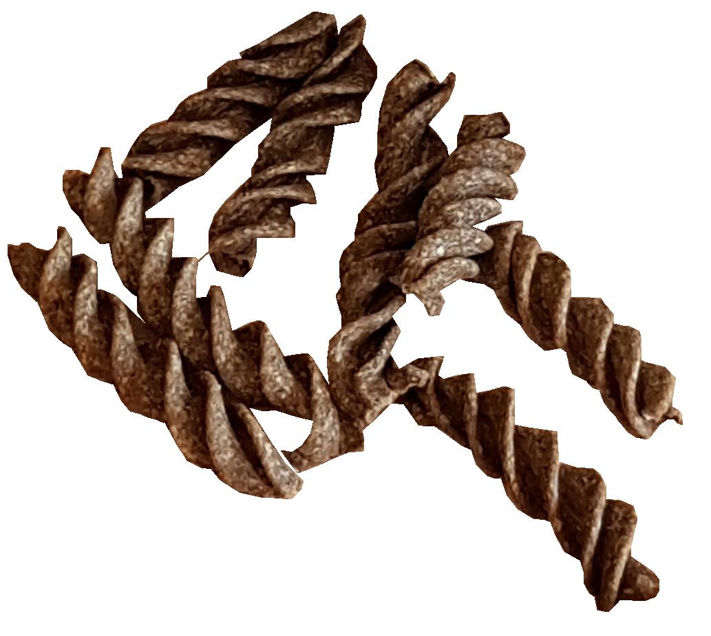 Pâtes chanvre et sarrasin