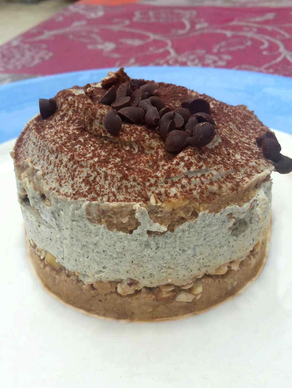 Chanvramisu - dessert à base de Te'Fou bio de chanvre