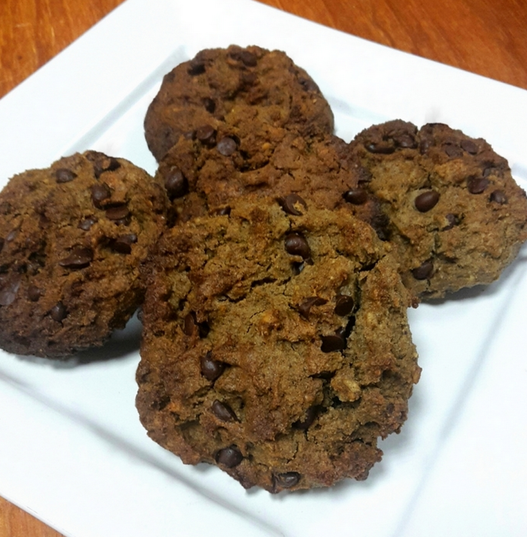 Cookies au chanvre